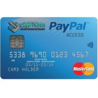 VCC Paypal Mastercard Instant 2 Tahun